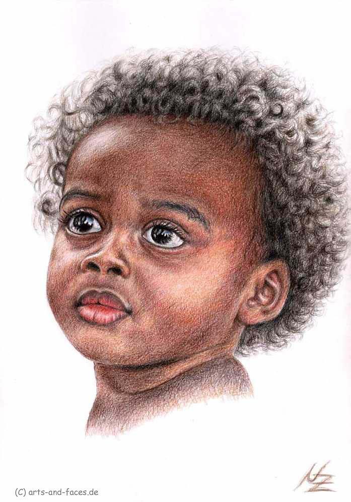 Afrikanisches Kind - African Child