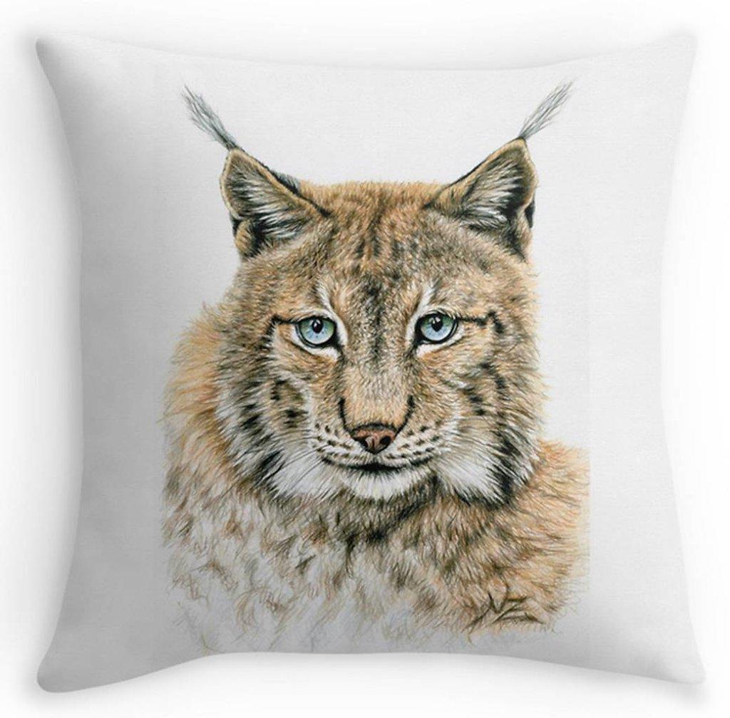 Luchs Kissen - Lynx Pillow