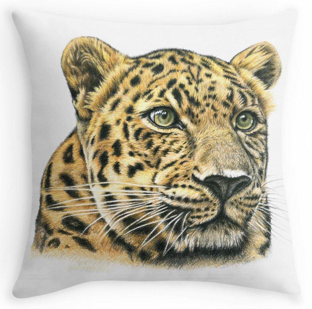 Leopard Pillow - Kissen