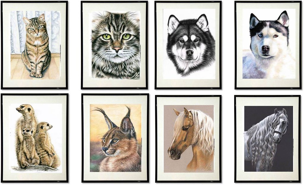 Art Prints by Nicole Zeug